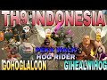 Salut Skill Clasher Indonesia di TH9 INTERNATIONAL WAR, TH9 INDONESIA VS TH9 UZBEKISTAN