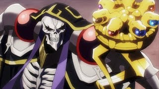 Watch Overlord Anime Trailer/PV Online