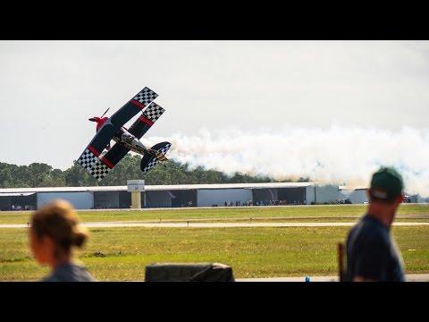 Stuart Florida Air Show Sony AX-53 4K Video