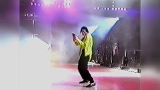 rare michael jackson   bad from dwt rehearsals tape 2   amazing vocals