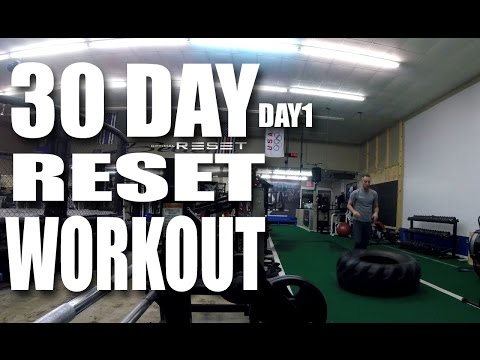The Reset Workout
