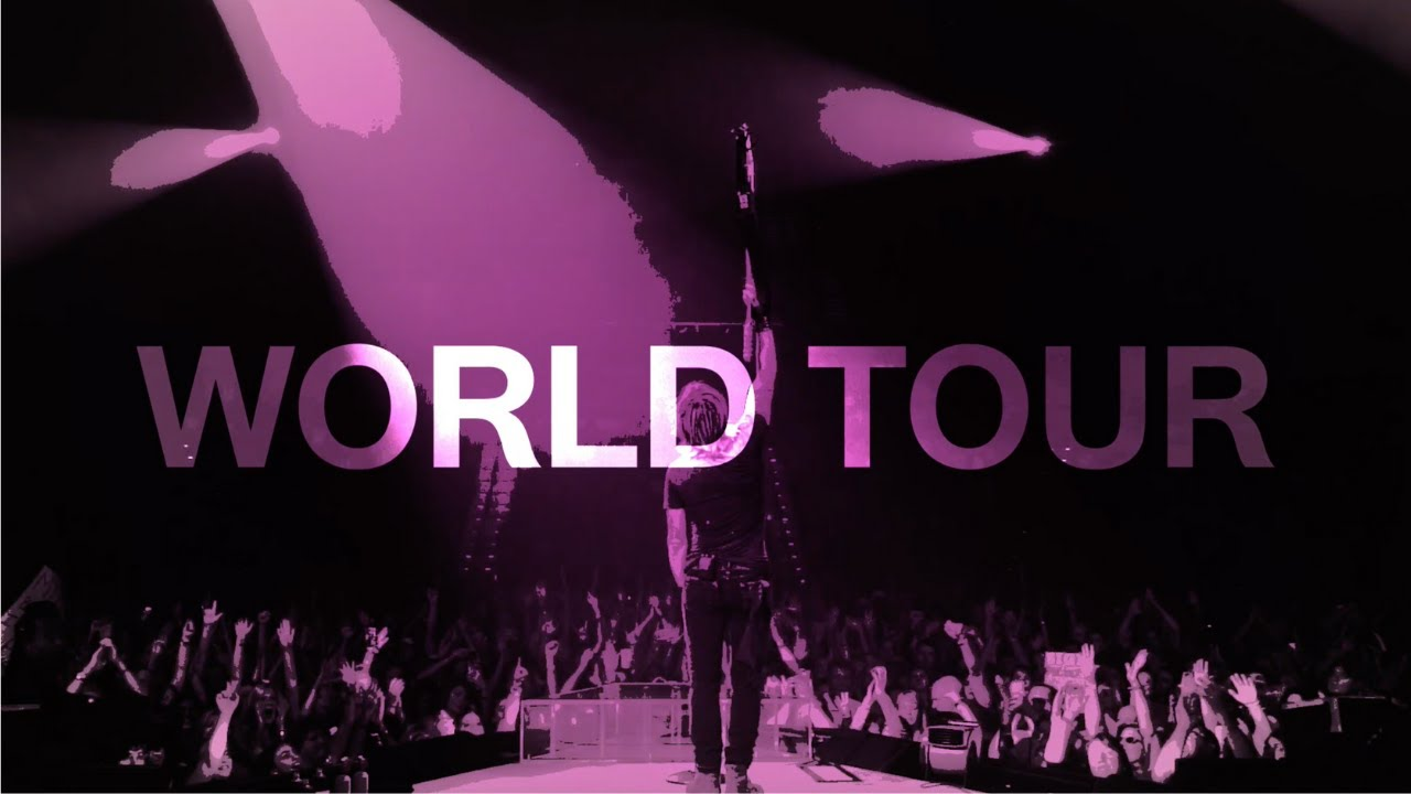 THE SPEED OF NOW WORLD TOUR 2021