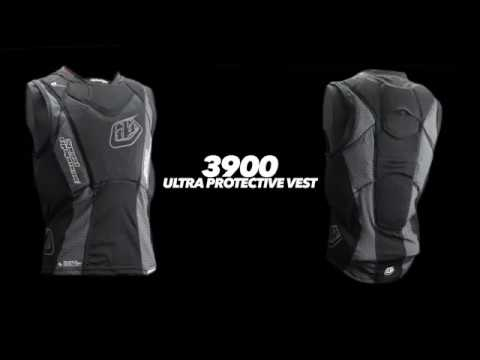 Troy Lee Designs 3900 Ultra Protective Vest-L