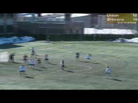 Stevens Women's Lacrosse Defeats Union College in ...