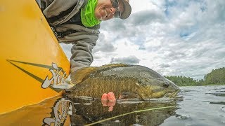 Epic Dad Bass Fishing Battle!! | Father vs Son