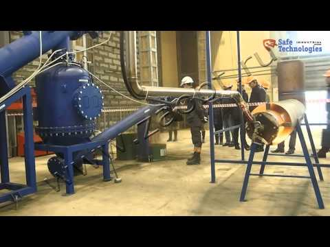 Oil production and oil refinery waste treatment
