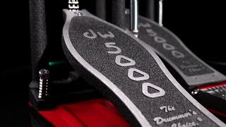 DW 5000 Series Bass Drum Pedal Features