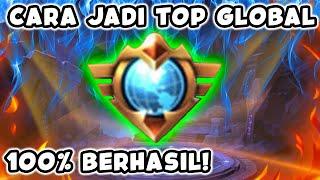 Cara Jadi Top Global Hero, 100% Berhasil (Cheat/Hack?) - Mobile Legends