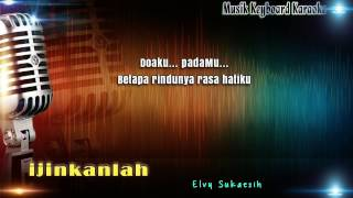 Download lagu Ijinkanlah Karaoke Tanpa Vokal MP3