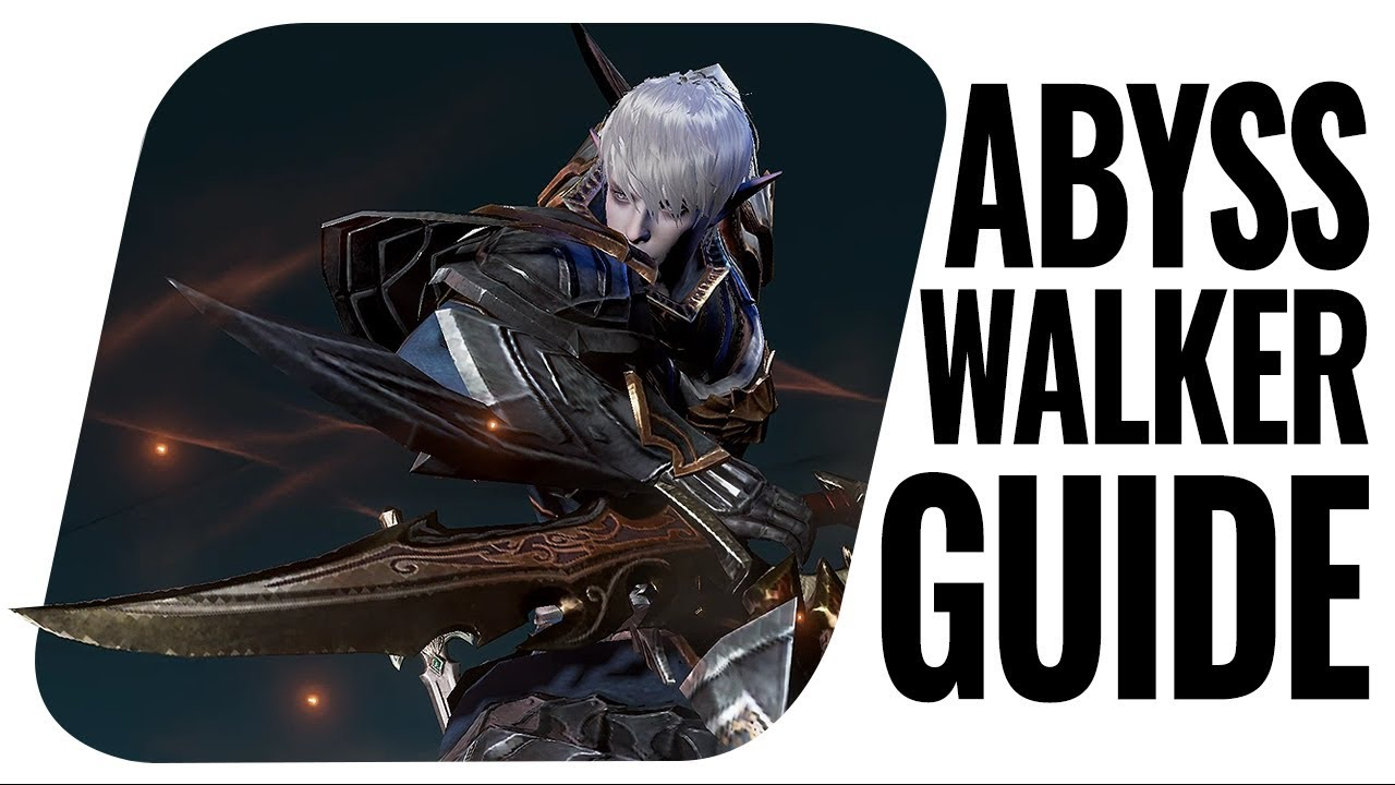 How to be a better Abyss Walker- Lineage 2 Revolution