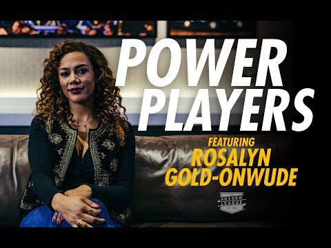 Ros Gold-Onwude - Power Players