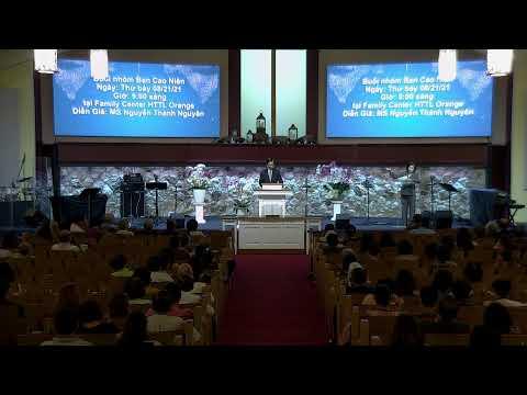 Đi Giữa Gian Truân - Mục  Sư Nguyễn  Văn Lý - Hội  Thánh  Tin  Lành  Orange