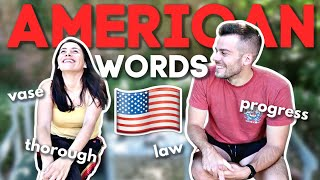 American Pronunciation Brits Can't Stand!