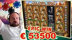 Großer Gewinn X500! Online Kasino Big Win Slot 2018!