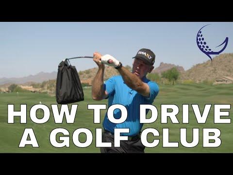 Proper Way To Swing A Golf Club With Mike Malaska