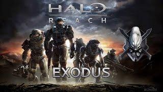 Halo Reach Legendary Walkthrough:  Mission 6 - Exodus