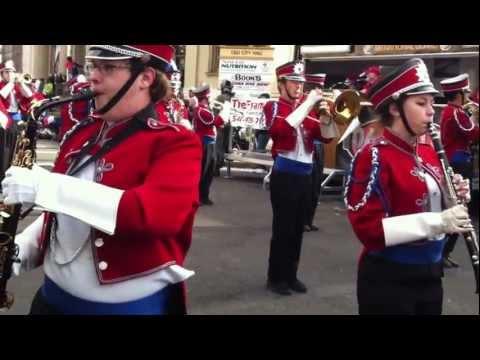 Lebanon High School Marching Band