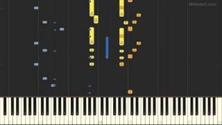 Prince - When Doves Cry (Piano Tutorial) [Synthesia]