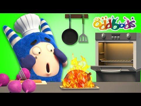 FIRE SAFETY | Oddbods | New Episodes