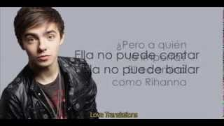 The Wanted - Walks like Rihanna - Traducida al español.