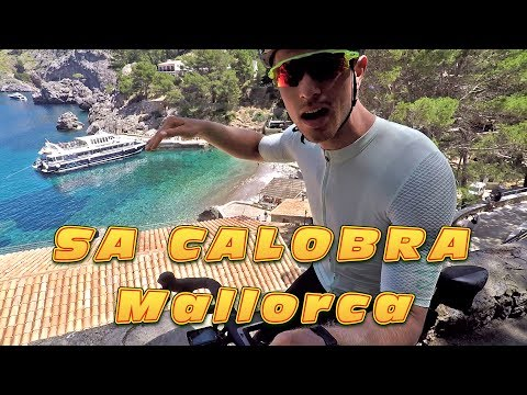 Taking the CANYON ULTIMATE into the mountains! Sa Calobra - #cycling Mallorca