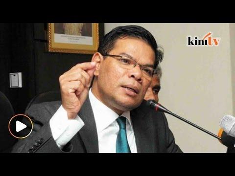 """""""Sebenarnya PAS nak berapa kerusi,"""" soal Saifuddin"""