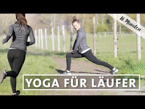 Yoga vs joggen u matthias