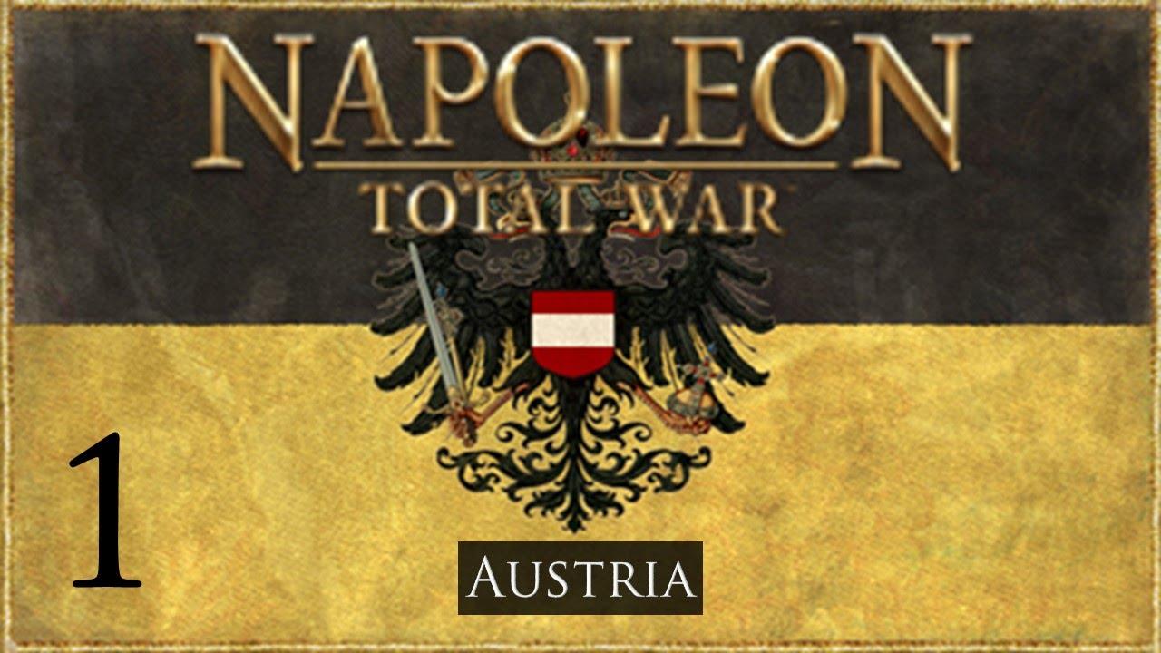 Napoleon Total War Austria Campaign Part 1 - YouTube