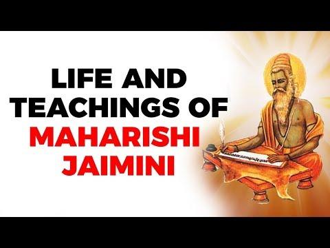 Life and teachings