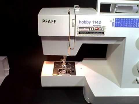 Wwwmatrinl Pfaff Hobby 40 Naaimachine Sewing Machine Machine A Magnificent Pfaff Hobby 1122 Sewing Machine