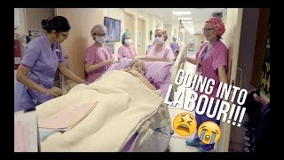 GOING INTO LABOUR | Naomi Neo
