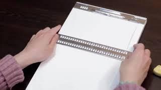 시각장애인은 어떻게 글을 쓰고 읽을까요? (점자판 사용…