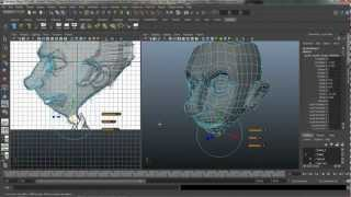Character Modeling - Lesson 21