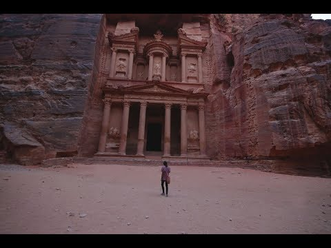 Wandering Around Petra Alone Haha