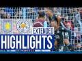 Aston Villa 1 Leicester City 4 | Extended Highlights | 2019/20