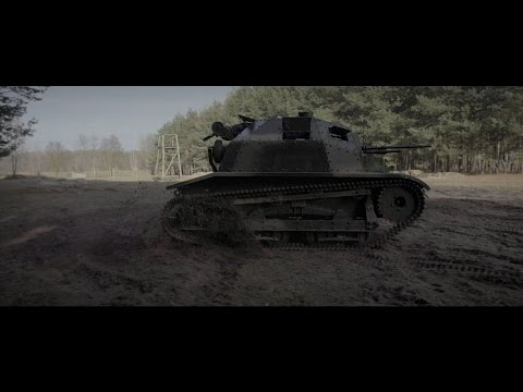 Czołżek/ The Tankette