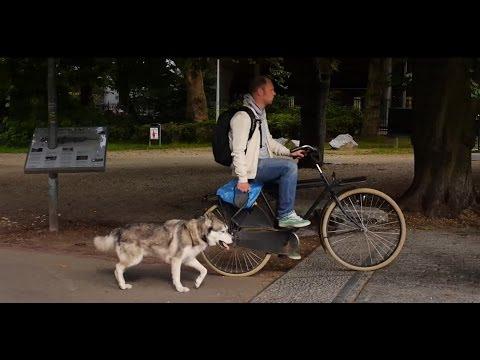 08 Human Ride จักรยานบันดาลใจ ตอน อัมสเตอร์ดัม เมืองหลวงจักรยานของโลก (17 พ.ย.56)
