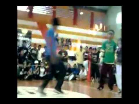 Bboy Daron-OnlY CreW