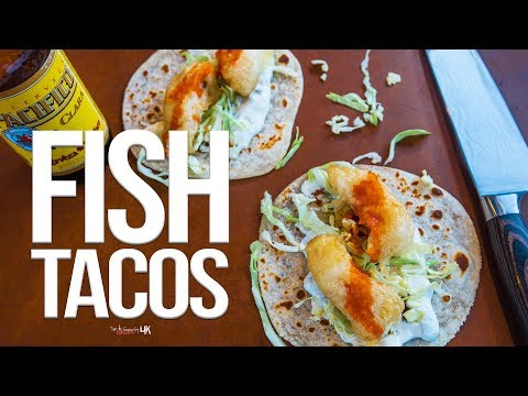 Easy Fish Tacos | SAM THE COOKING GUY 4K