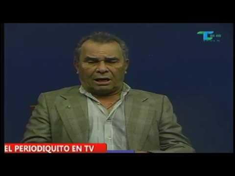 Entrevista en el canal 28 con Santiago Mercedes.