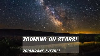 STARS through Telescope PART 2 Sirius Capella VENUS Vega Astronomy How STARS REALLY LOOKS LIKE