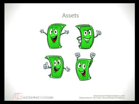 Accountancy Training: Double entry bookkeeping. Accounting Course Guru