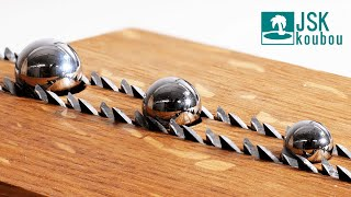 Reuse of worn jigsaw blades