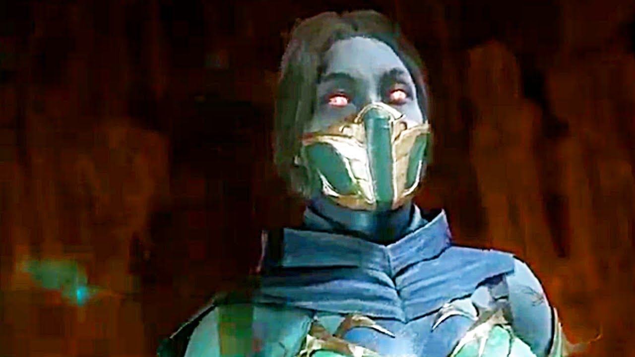 Mortal Kombat 11 Jade Gameplay (PS4 / Xbox One / PC) + video