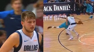 Luka Doncic Shows The NBA He's Rookie Of The Year After Destroying Hornets! Mavericks vs Hornets