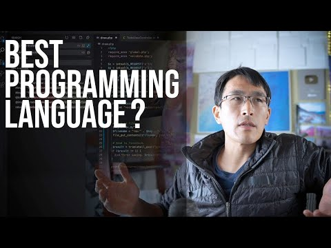 The best programming language?   TechLead