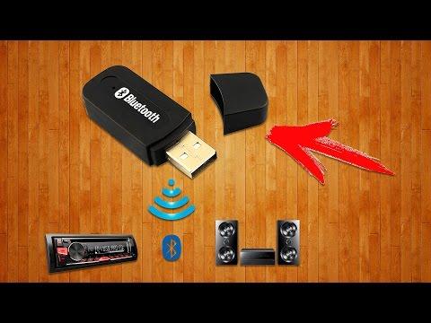 Музыкальный Bluetooth Usb адаптер YET M1 для магнитолы
