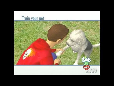 Sims 2 Pets for Wii - Trailer from YouTube · Duration:  1 minutes 7 seconds  · 3,000+ views · uploaded on 5/10/2007 · uploaded by Sims2SouthAfrica