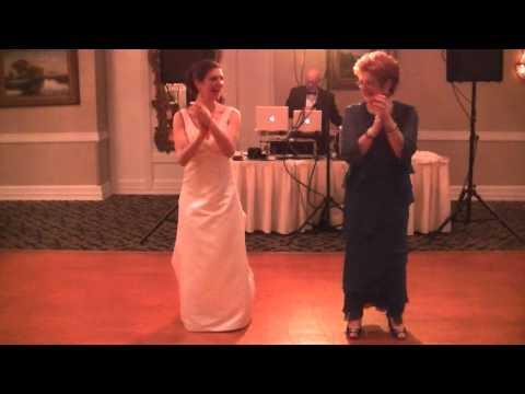 Surprise Mom & Daughter Wedding Dance