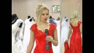 """Мегасалон свадебной и вечерней моды «Laura Style» в передаче """"Госпожа удача"""" 2"""